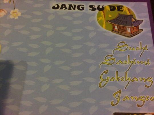 Jang Su De